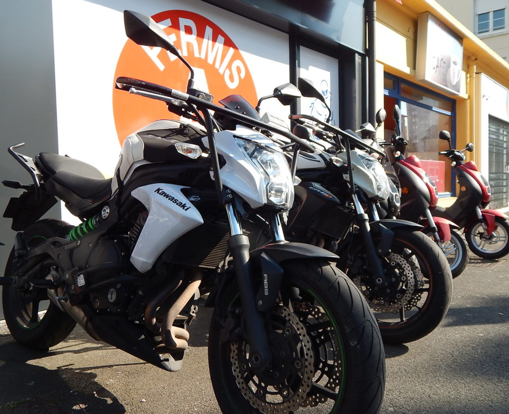 permis moto automoto-école ROMAIN caen
